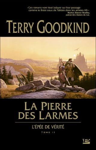 L'ÉPÉE DE VÉRITÉ (Tome 02) LA PIERRE DES LARMES de Terry Goodkind L-pee-10