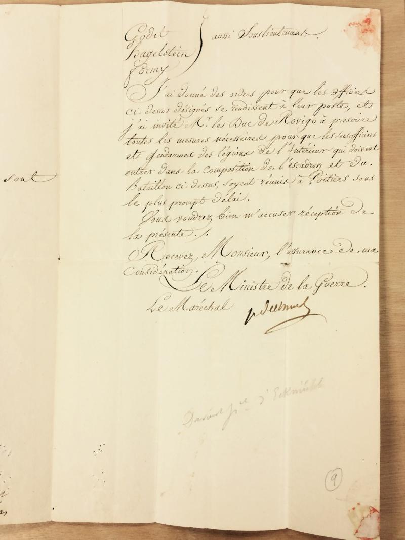 une lettre une histoire, 17 juin 1815 Fullsi13