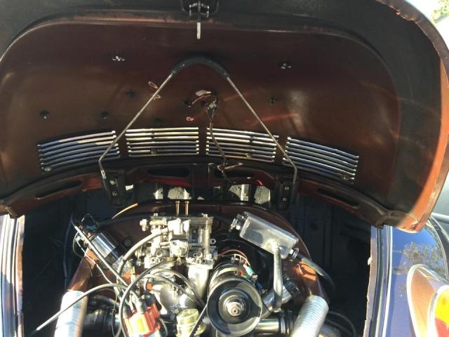 tige de capot moteur 12023210