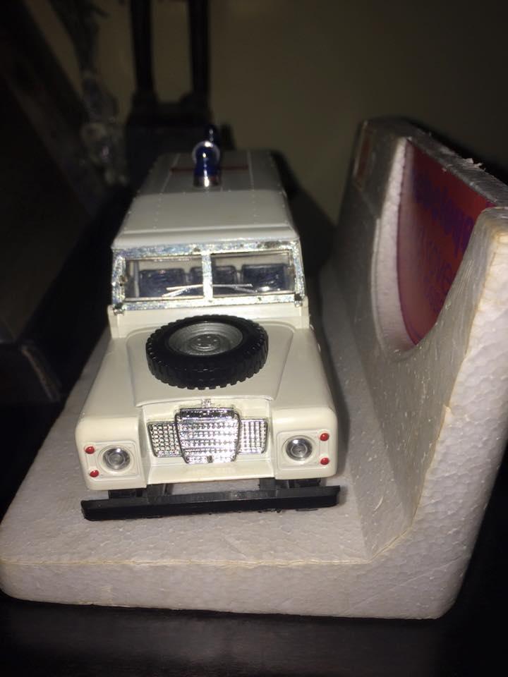 Mabetoys Land Rover Roller Caravan Croce Rossa BOX MATTEL Anni 70 Toys Raro 10646610