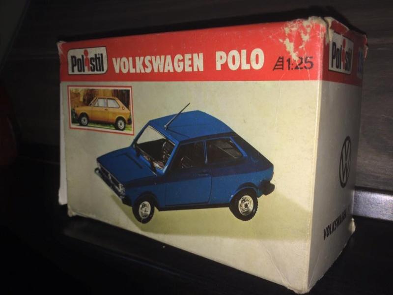 Polo Polistil Volkswagen Anno 1977 Vintage rare 11150910