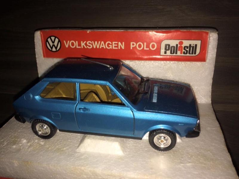 Polo Polistil Volkswagen Anno 1977 Vintage rare 11953211