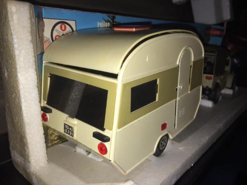Fiat Campagnola Roller Caravan Raphael 201  Barlux Box No Mebetoys Politoys rara 11960011