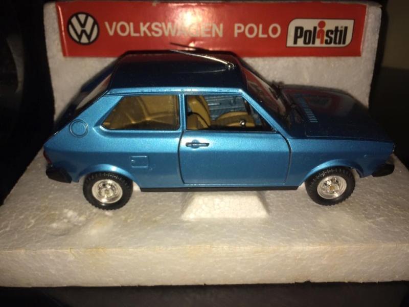 Polo Polistil Volkswagen Anno 1977 Vintage rare 11987010