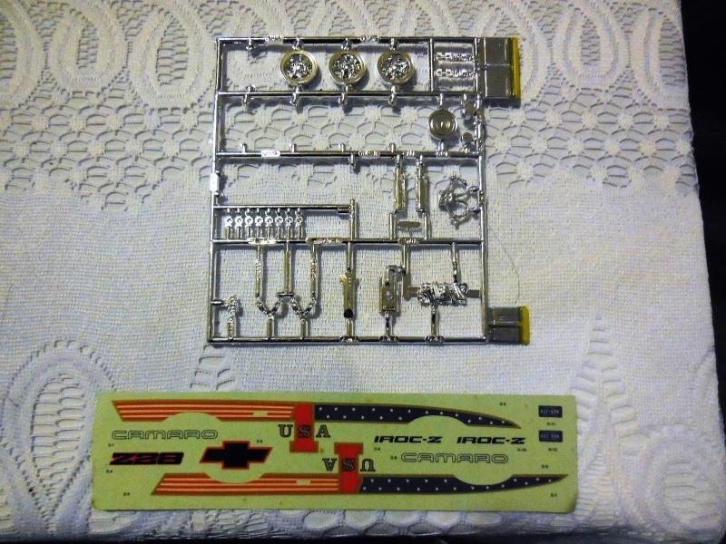 #17 : Chevrolet Camaro IROC Z28 5.7 TPI 1987 [3 terrminées] - Page 2 Chrome10
