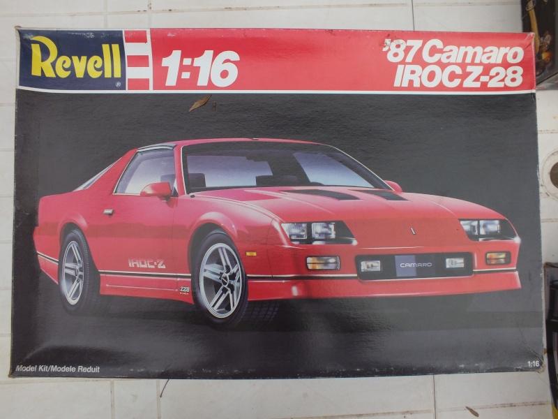 #17 : Chevrolet Camaro IROC Z28 5.7 TPI 1987 [3 terrminées] Dscf0012
