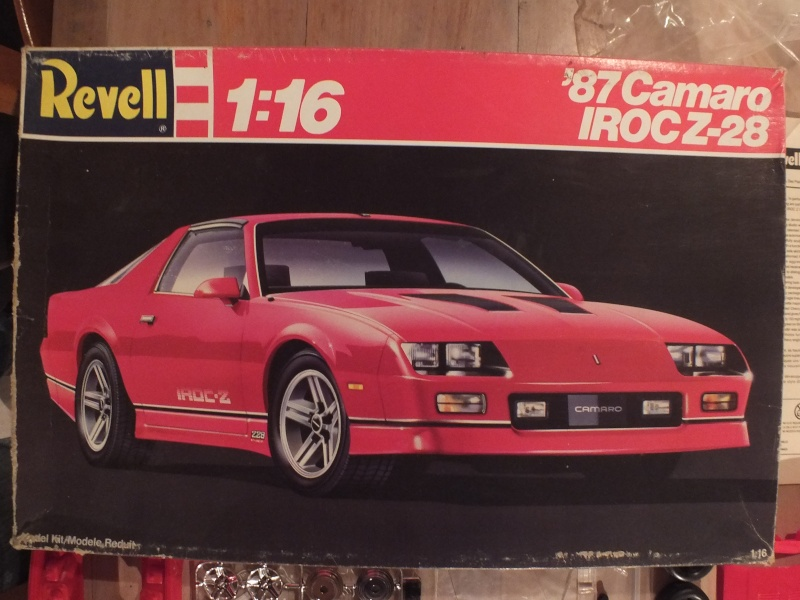 #17 : Chevrolet Camaro IROC Z28 5.7 TPI 1987 [3 terrminées] - Page 2 Dscf0016