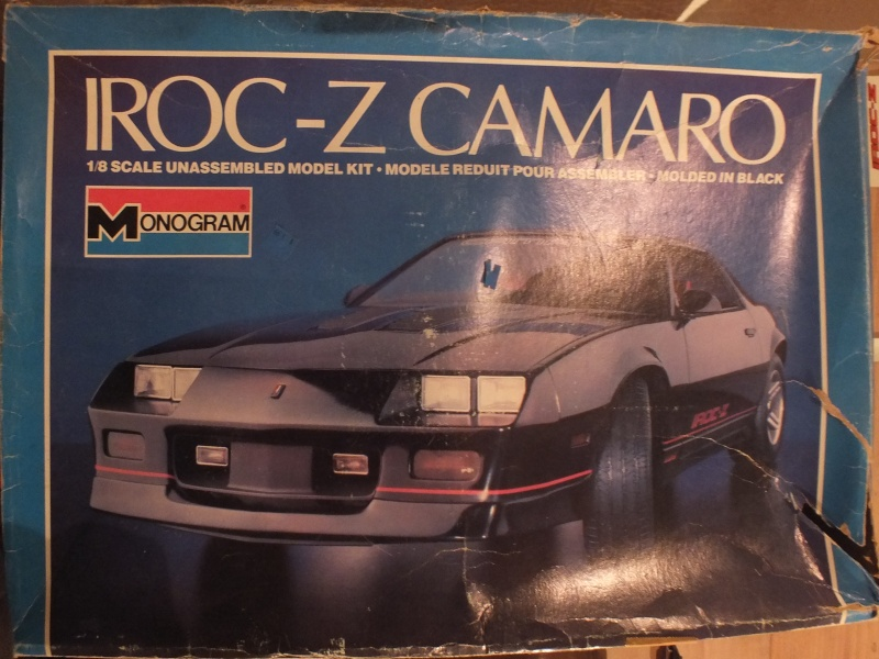 #17 : Chevrolet Camaro IROC Z28 5.7 TPI 1987 [3 terrminées] - Page 2 Dscf0025