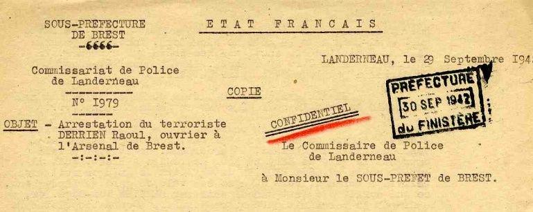 Chronologie de Brest 39/45 - Page 5 Derrie10