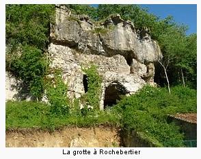1.2.2. LA GROTTE DU PLACARD (Commune de Vilhonneur). Exteri10