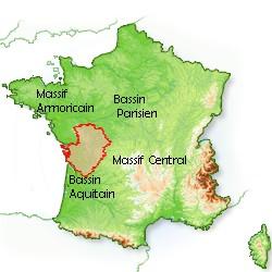 1.1.1. CADRE GÉOGRAPHIQUE. Poitou10