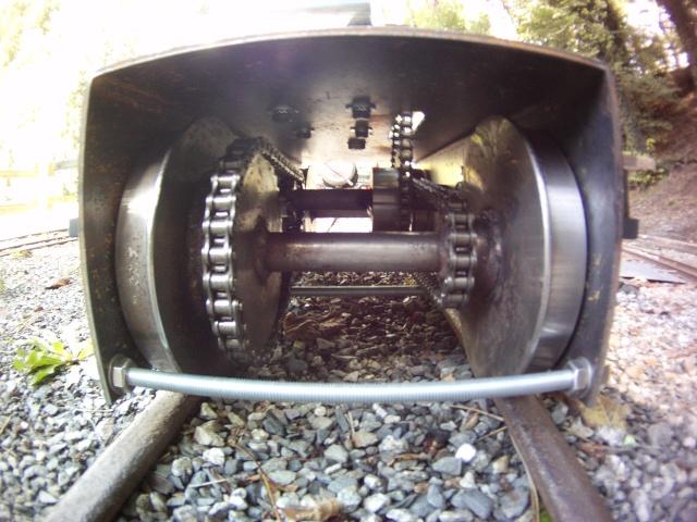 Ge 4/4 LS 204 passage en électrique File0012