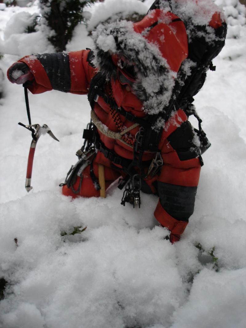WIP hommage à Mike Horn, aux conquérants des poles et des grands sommets Dsc00012