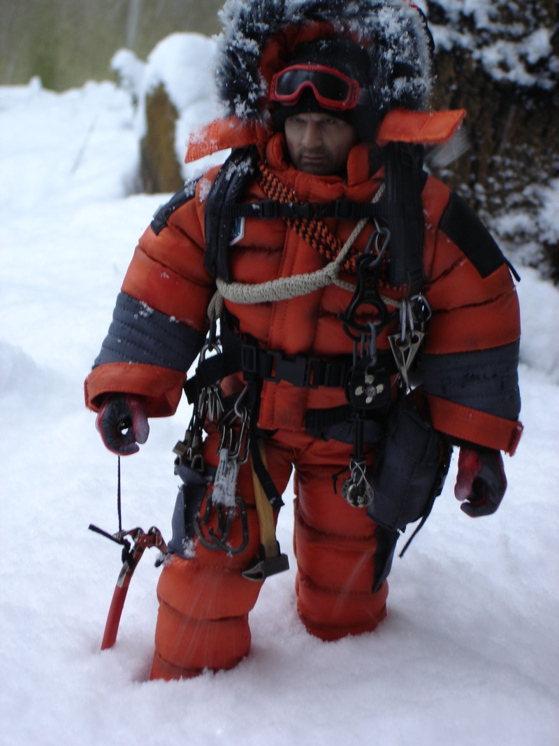 WIP hommage à Mike Horn, aux conquérants des poles et des grands sommets Dsc00016