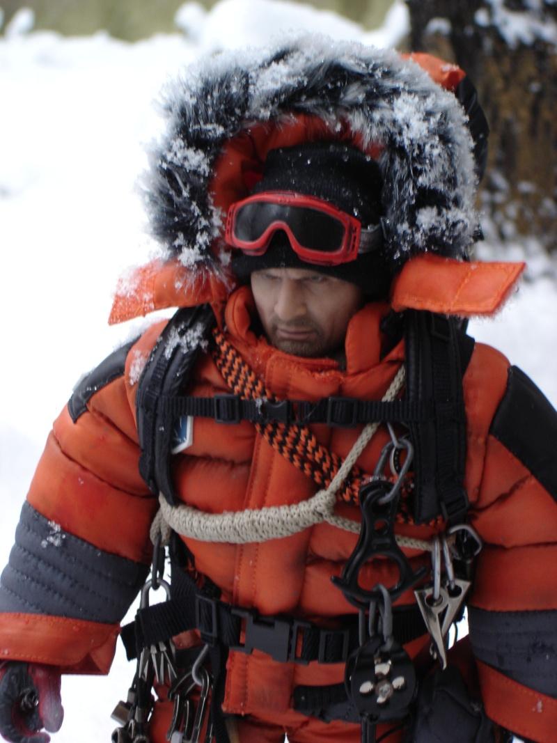 WIP hommage à Mike Horn, aux conquérants des poles et des grands sommets Dsc00017