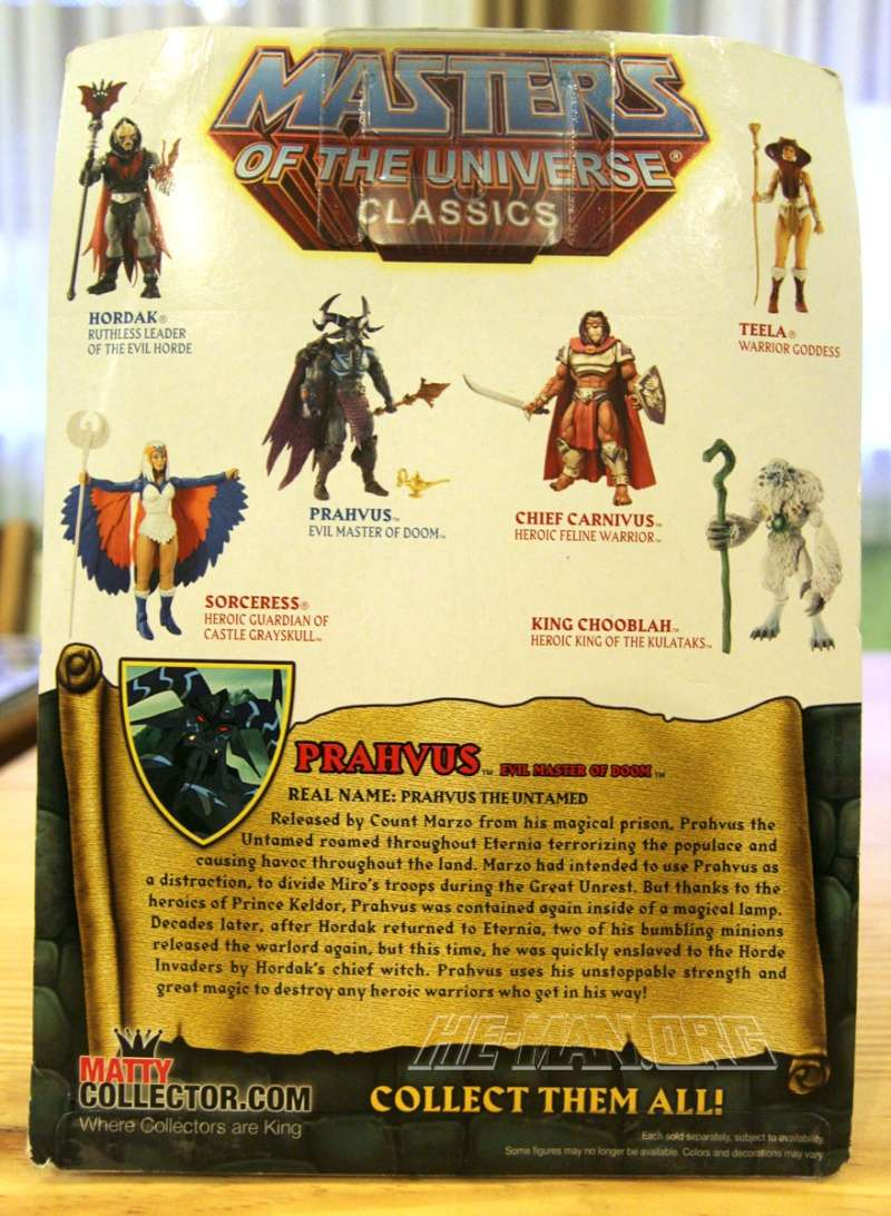 MASTERS OF THE UNIVERSE Classics (Mattel) 2008+ - Page 42 Graysk17