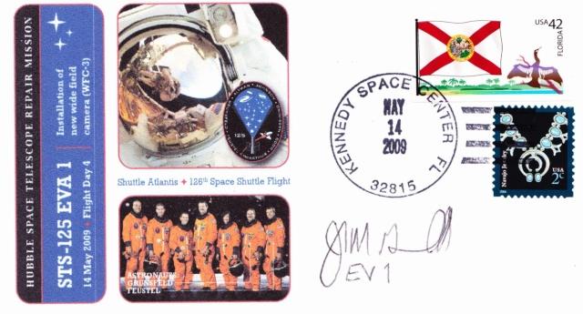 Reportage sur mission Hubble 2009_010