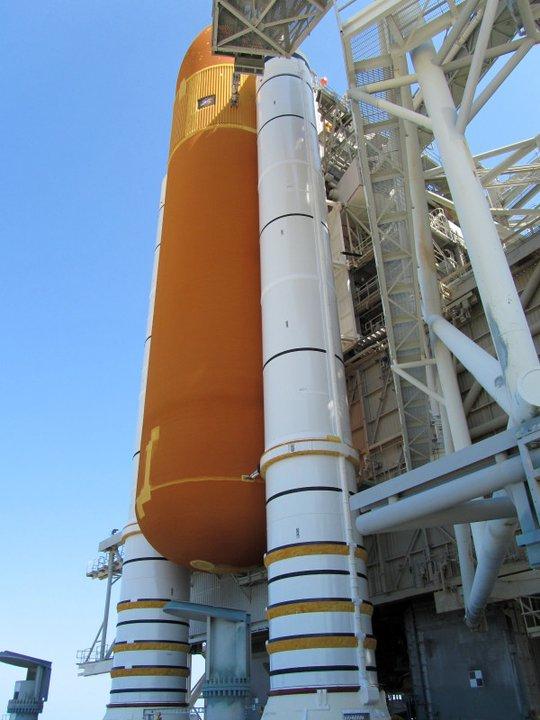 [STS-134] Endeavour : Préparatifs lancement le 29/04/2011 - Page 14 20567610