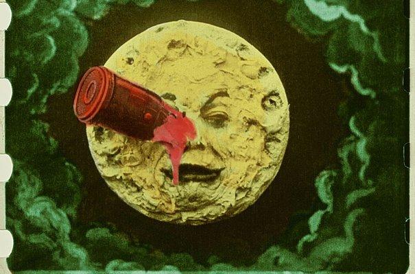 Le Voyage dans la Lune de Mélies en couleurs 70452910
