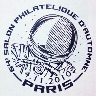 Salon Philatélique d'Automne à Paris - L'Espace et le vol habité à l'honneur P2132_10