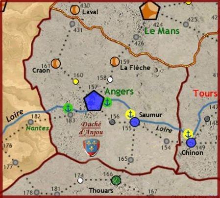 Anjou (R.F.) (Informations et Traités)... Anjouc10