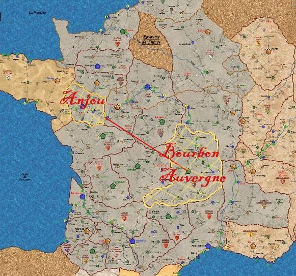 Anjou (R.F.) (Informations et Traités)... Carter10
