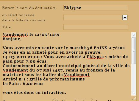 Le 15 mai 1459 EKLYPSE [AI] Affaire classée le 16 mai 1459  Eklyps12