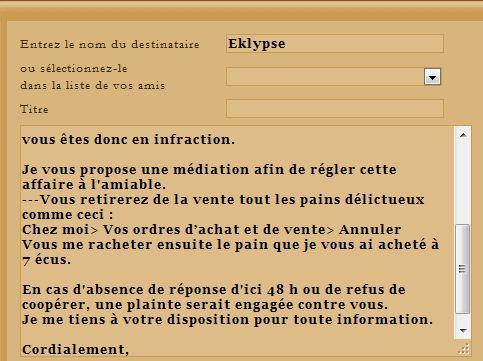 Le 15 mai 1459 EKLYPSE [AI] Affaire classée le 16 mai 1459  Eklyps13