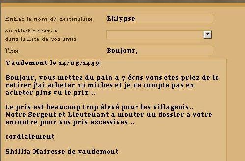Le 15 mai 1459 EKLYPSE [AI] Affaire classée le 16 mai 1459  Eklyps14