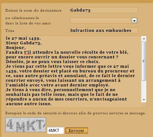 Bureau de dépöt des  Infractions aux Embauches, au Marché. - Page 10 Gabdad10