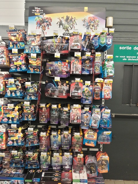 Figurines Amiibo 20151010