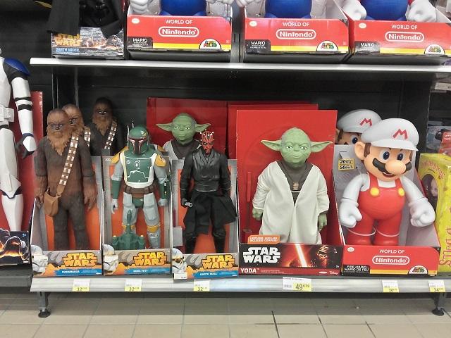 Figurines Amiibo 20151014