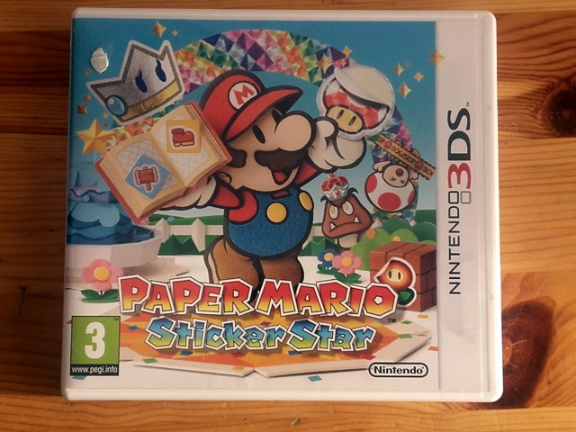 Super Paper Mario [Wii] 20151015