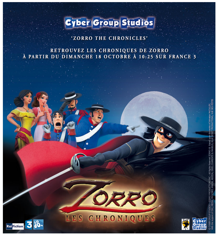 Les chroniques de Zorro Zorro_11