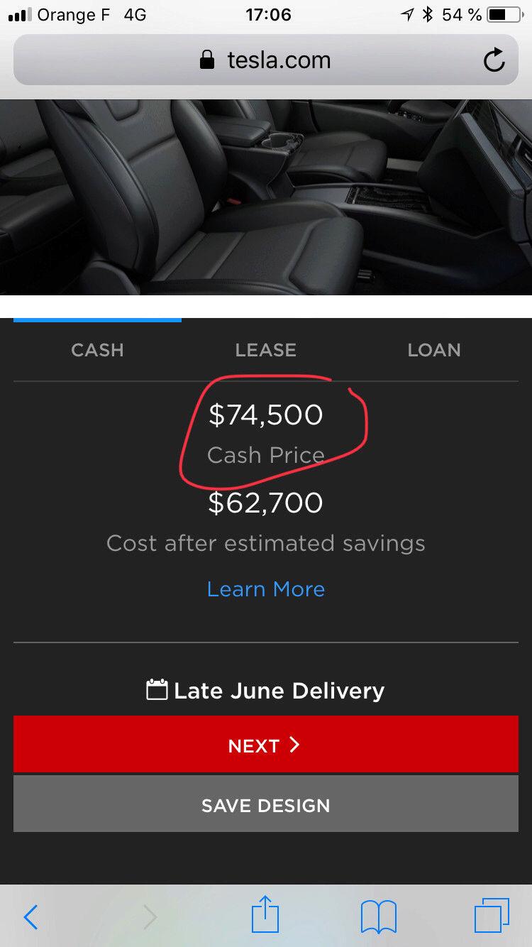 Tesla : la model 3 dévoilée - Page 2 15272610