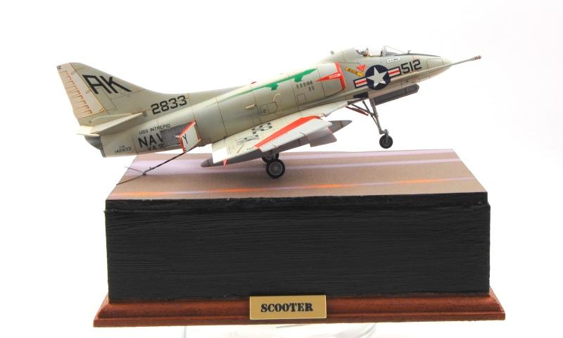 Douglas A-4B Skyhawk - Scooter - Airfix - 1/72 1213