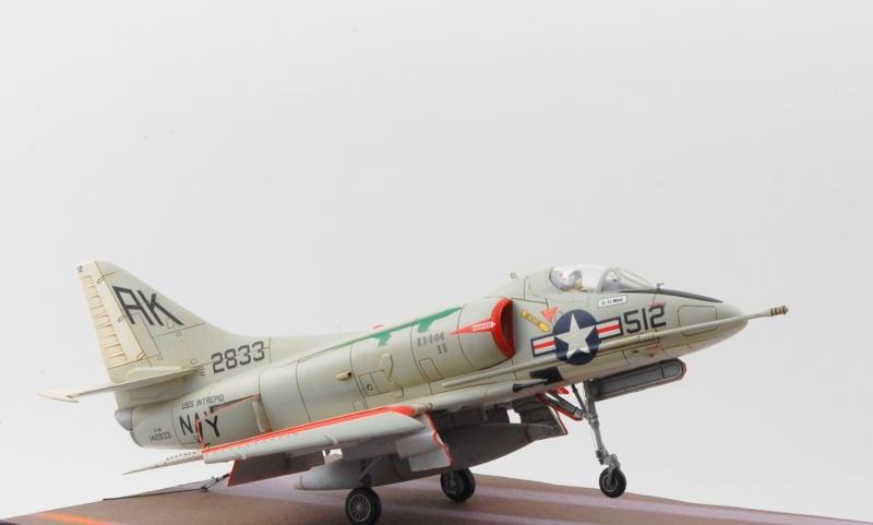 Douglas A-4B Skyhawk - Scooter - Airfix - 1/72 1313