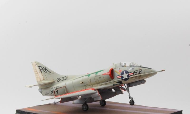 Douglas A-4B Skyhawk - Scooter - Airfix - 1/72 1413