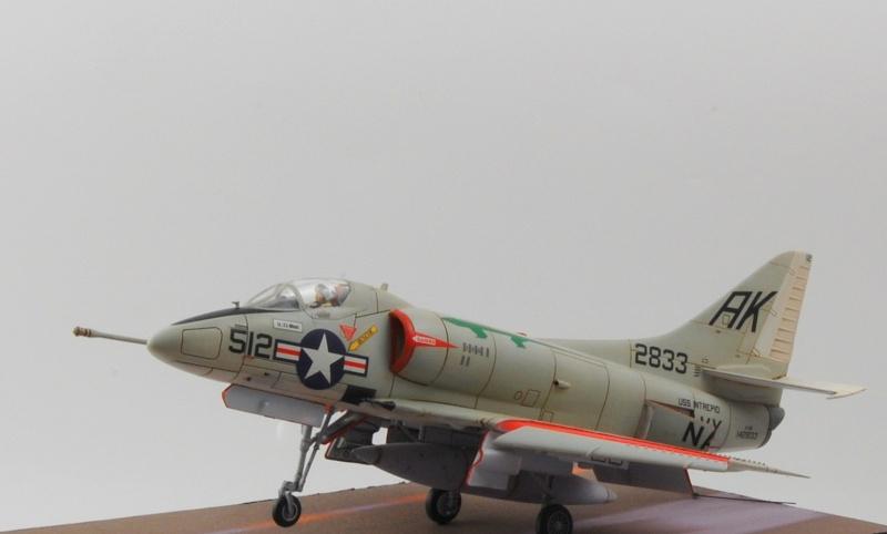 Douglas A-4B Skyhawk - Scooter - Airfix - 1/72 1613