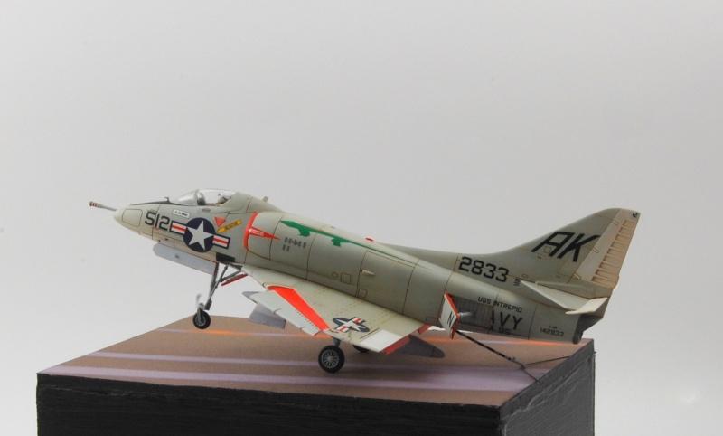 Douglas A-4B Skyhawk - Scooter - Airfix - 1/72 1714
