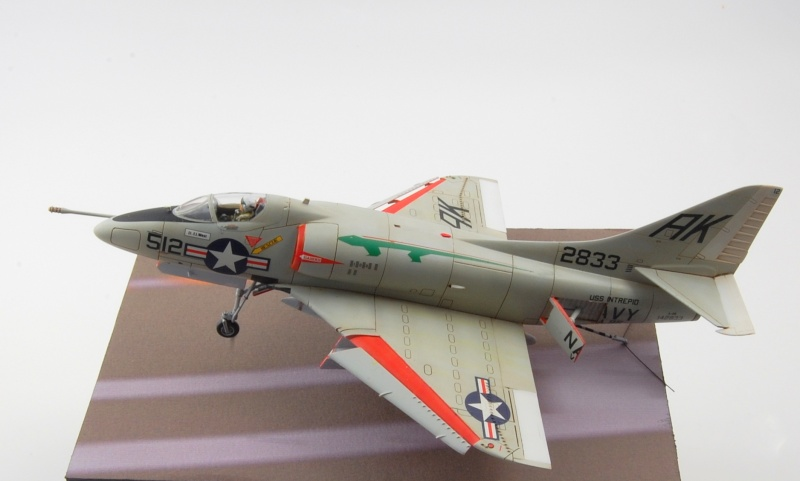 Douglas A-4B Skyhawk - Scooter - Airfix - 1/72 913
