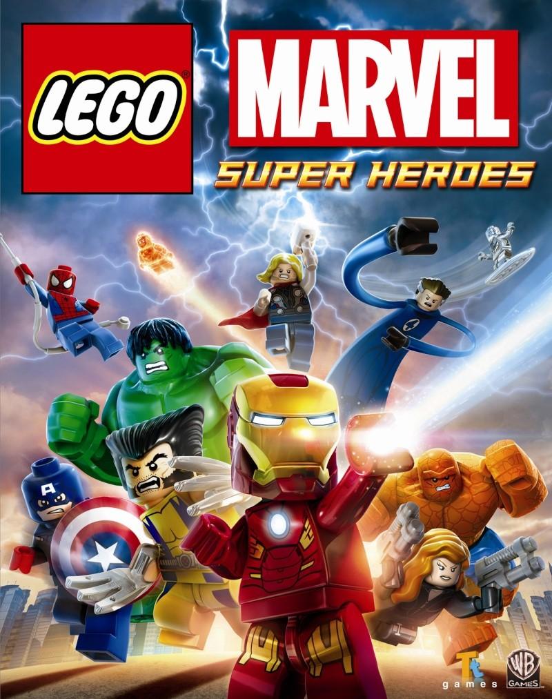[VD] LEGO MARVEL Super Heroes - 2013 - PC Lego_m10
