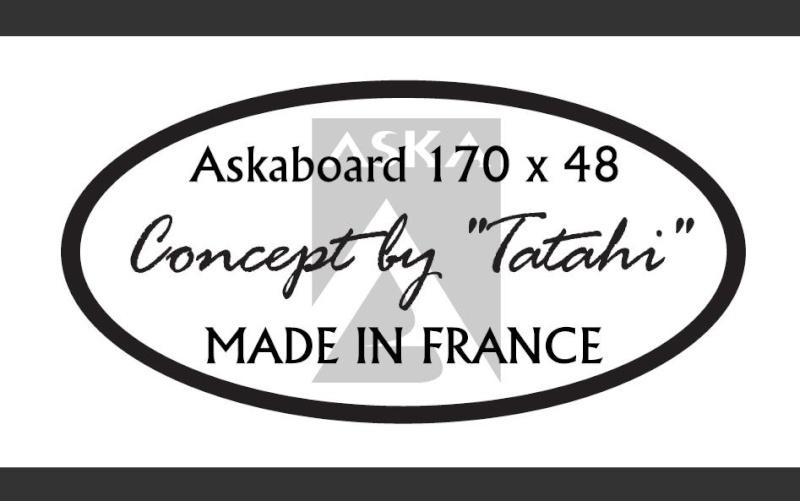 Askaboard, le lancement ! Label10