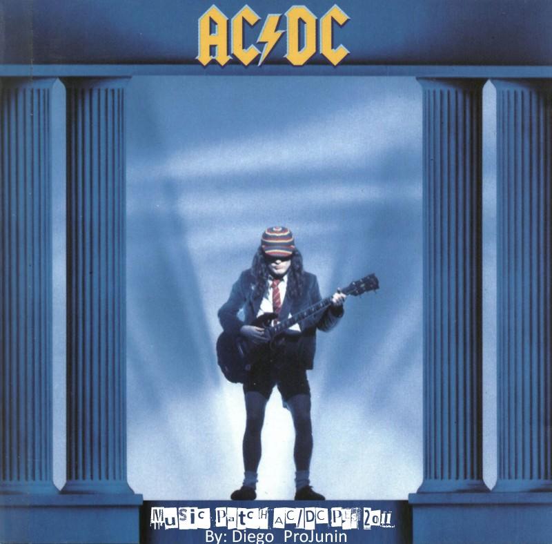 Music Patch AC/DC PES 2011 110