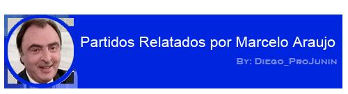Narraciones de Partidos (Relatores Argentinos) Araujo10