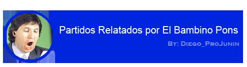 Narraciones de Partidos (Relatores Argentinos) Imagen10