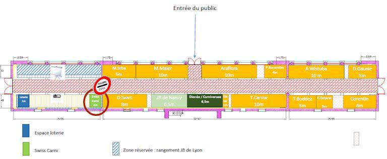 EEE 2015 à Lyon (France) Plan10