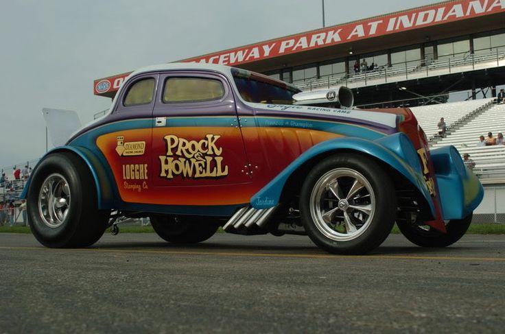 Willys 33 Gasser Prock et Howell ! Terminée ! 76c21410
