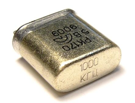 Кварцы в металлических корпусах Б1-Б3, М1-М3 Eo_1_o11