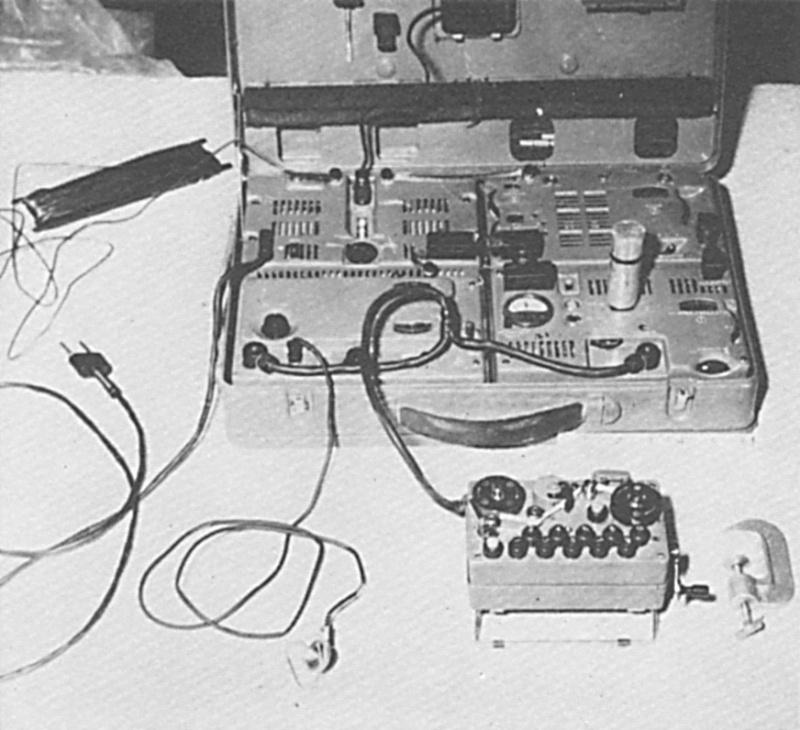 """Загадочные рации, или """"X-радио"""". Kgb_su11"""